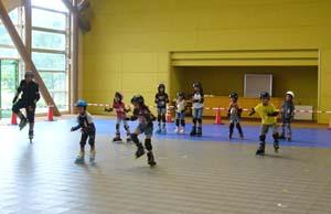 第47期インラインスケート教室火曜日クラス @ インラインスケートパーク